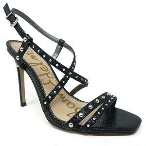 Sam Edelman Lennox Stiletto Sandals Size 6
